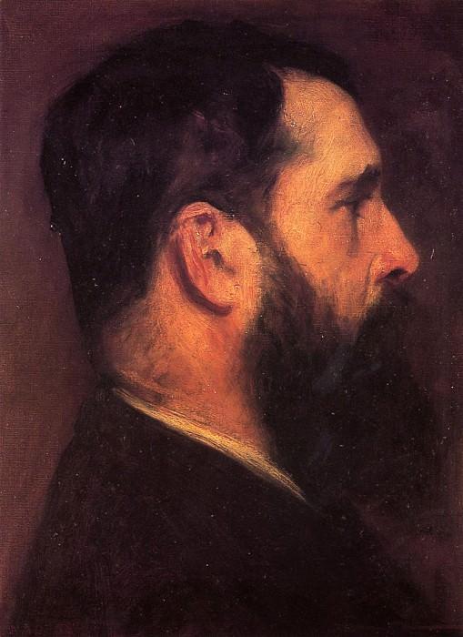 Claude Monet. John Singer Sargent