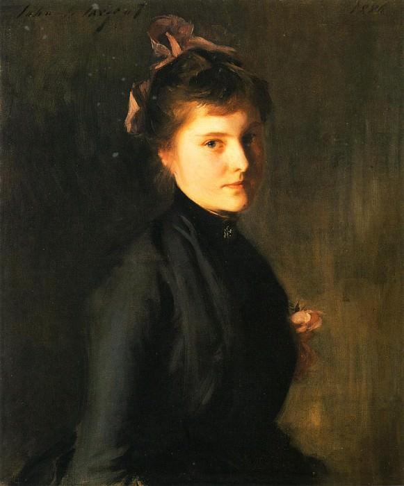 Violet Sargent. John Singer Sargent