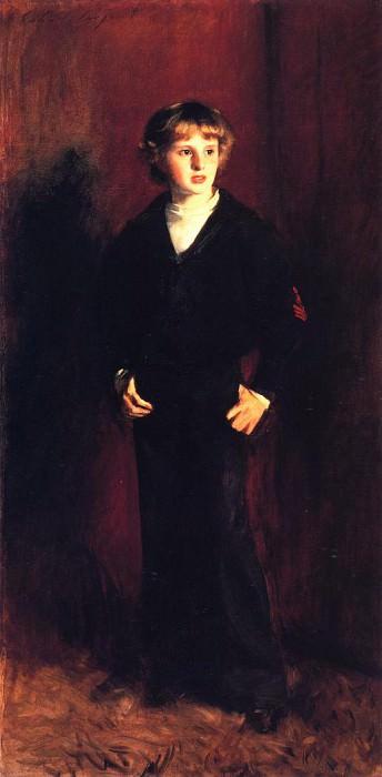 Cecil Harrison. John Singer Sargent