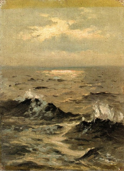 Seascape. John Singer Sargent