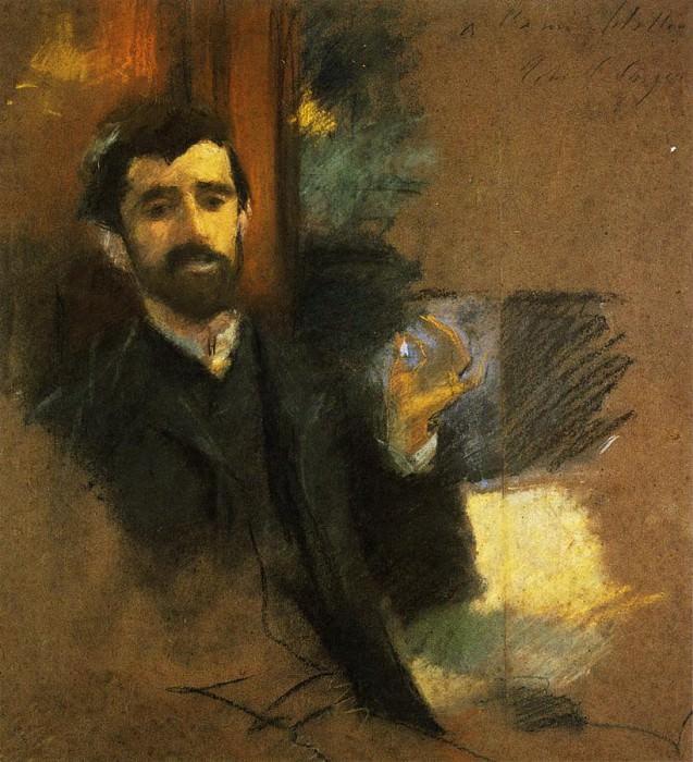 Paul Helleu. John Singer Sargent