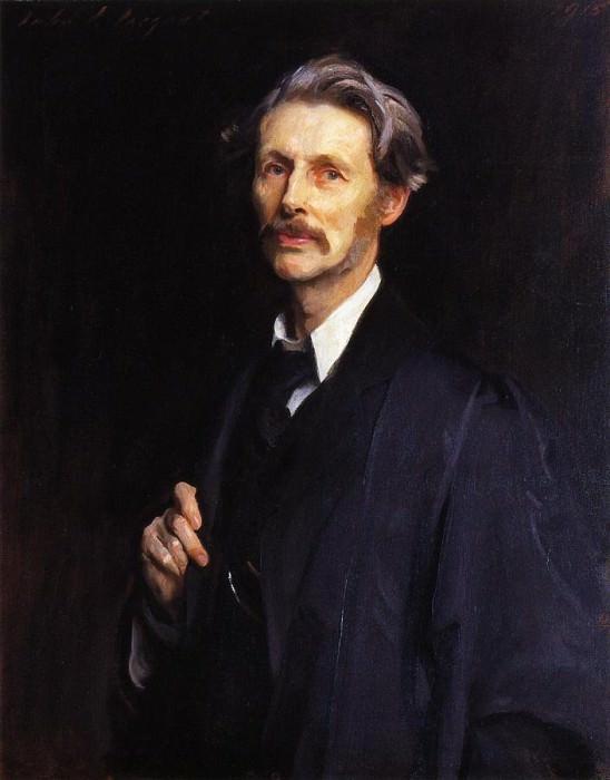 Francis J. H. Jenkinson. John Singer Sargent