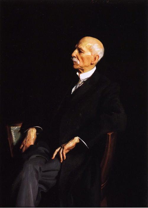 Manuel Garcia. John Singer Sargent