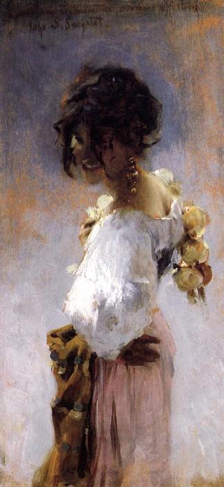 Rosina. John Singer Sargent