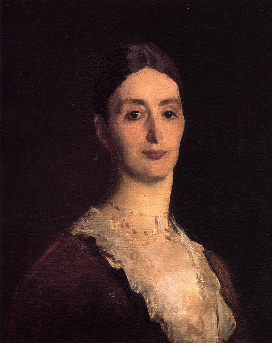 Frances Mary Vickers. John Singer Sargent