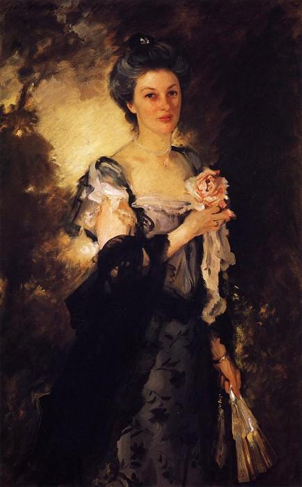 Mrs. William Crowninshield Endicott, Jr. John Singer Sargent