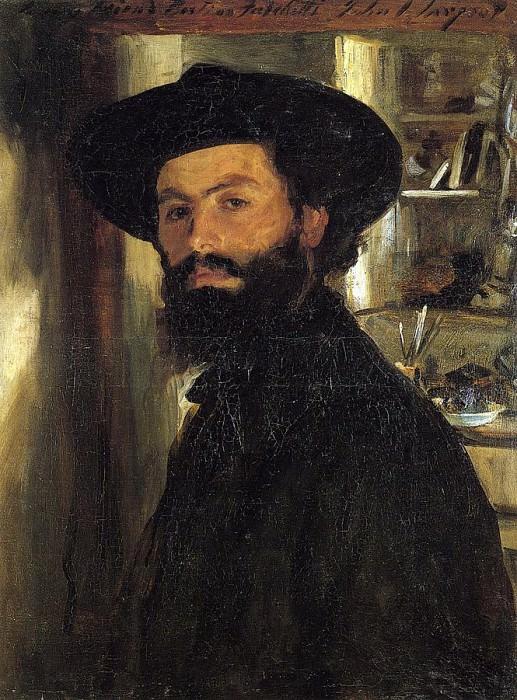Alberto Falchetti. John Singer Sargent