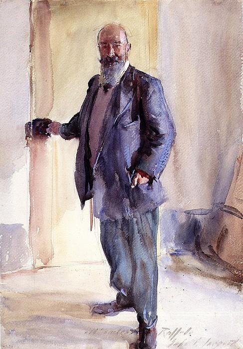 Ambrogio Raffele. John Singer Sargent