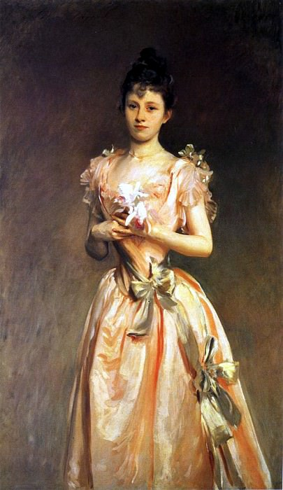 Grace Woodhouse. John Singer Sargent