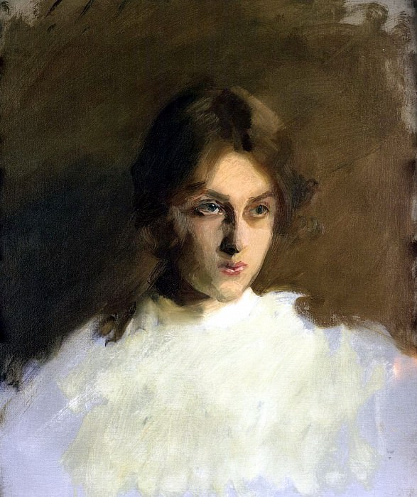 Edith French. John Singer Sargent
