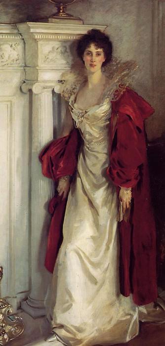 Winifred, Duchess of Portland. John Singer Sargent