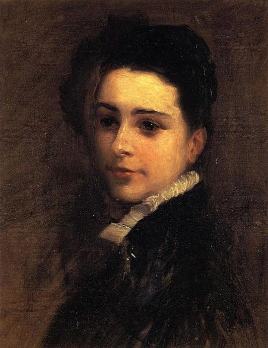 Mrs. Charles Deering. John Singer Sargent