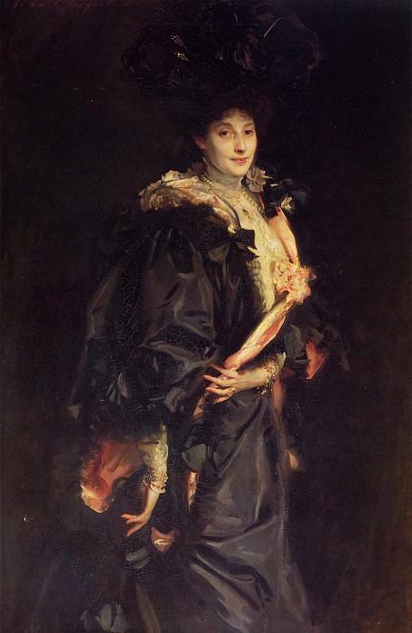 Lady Sasson. John Singer Sargent