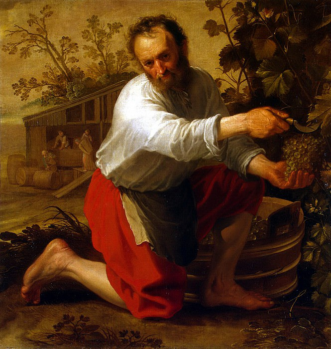 Cape, Jacob Gerritsen - husbandman. Hermitage ~ part 06