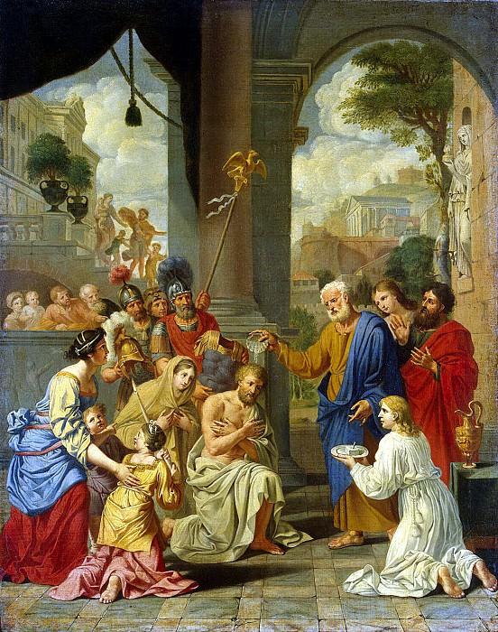 Corneille, Michelle Elder - Baptism centurion. Hermitage ~ part 06