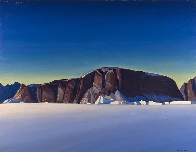 Kent Rockwell - Greenland coast. Hermitage ~ part 06