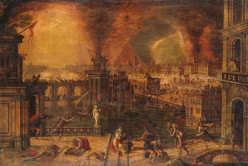 Keynink, Kerstian de - Fire Troy. Hermitage ~ part 06