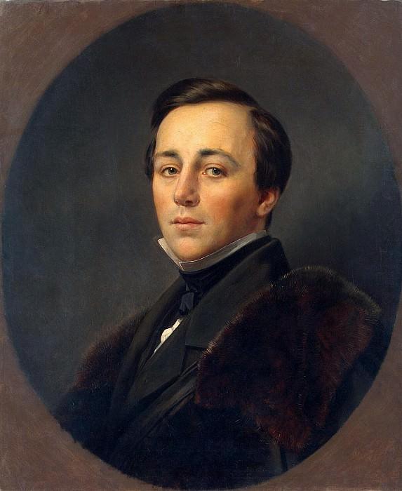 Kruger Franz - Portrait of AA Bobrinsky. Hermitage ~ part 06