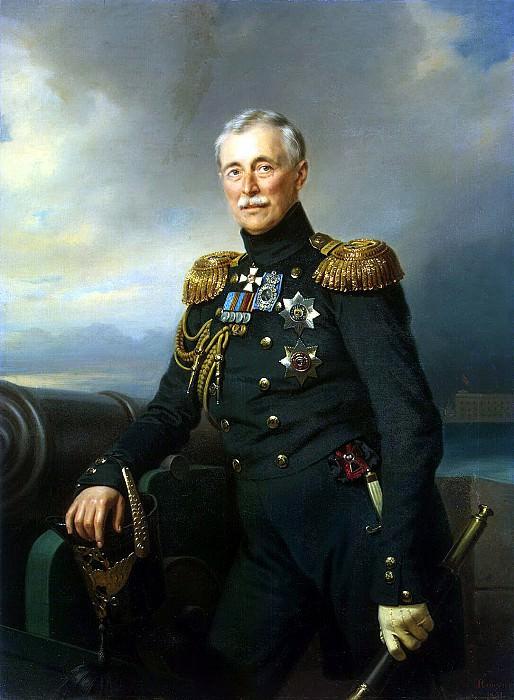 Kruger Franz - Portrait of Alexander S. Menshikov. Hermitage ~ part 06