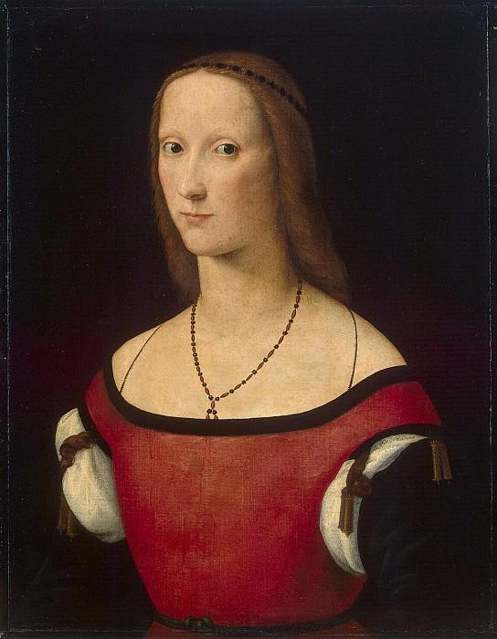 Коста, Лоренцо - Женский портрет. Эрмитаж ~ часть 6