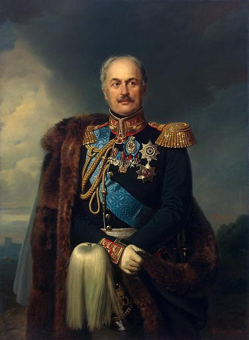 Kruger Franz - Portrait of Pavel D. Kiselyov. Hermitage ~ part 06