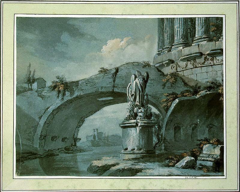 Klerisso, Charles-Louis - Fantasia on a theme of antiquity. Hermitage ~ part 06