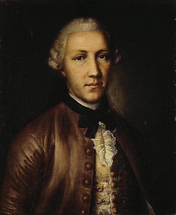 Kolokolnikov, Mina Lukic - Portrait of Andrey Ivanovich Vasiliev. Hermitage ~ part 06