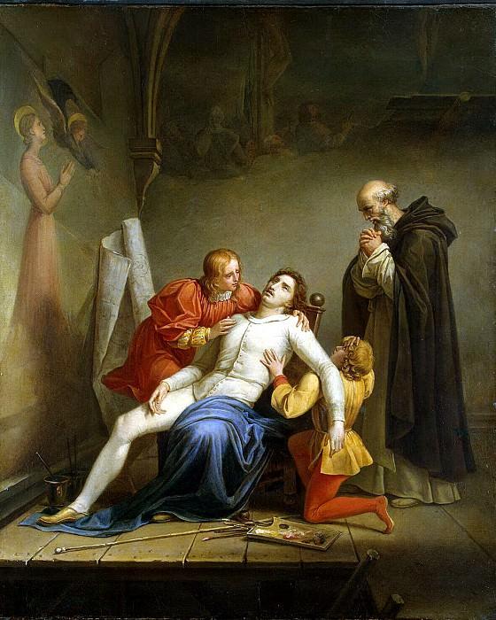 Kuder Louis - Death of Masaccio. Hermitage ~ part 06