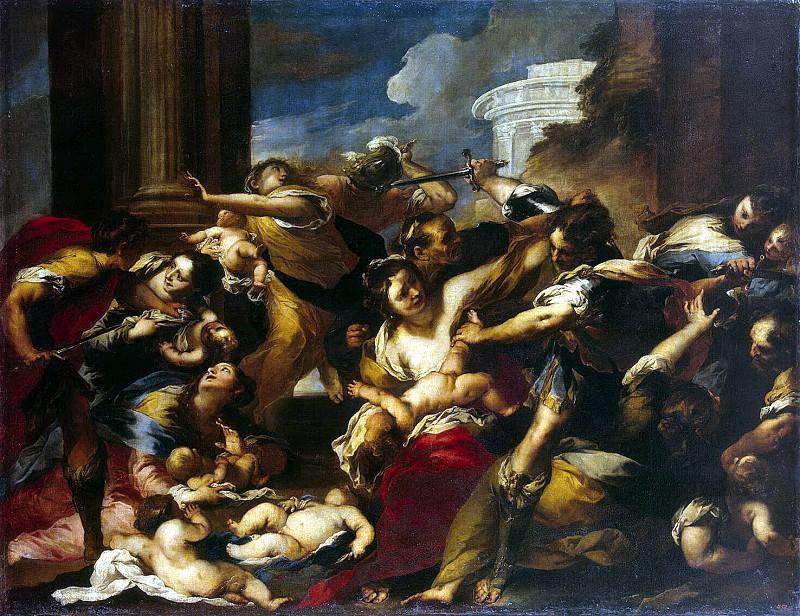 Castello Valerio - Massacre of the Innocents. Hermitage ~ part 06