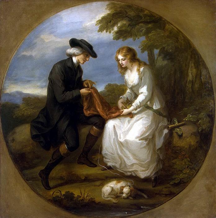 Kaufmann, Angelica - Crazy Mary. Hermitage ~ part 06