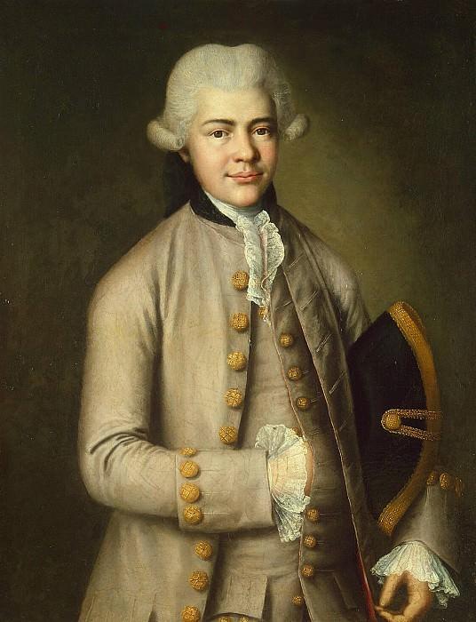 Kolokolnikov, Mina Lukic - Portrait of a young man. Hermitage ~ part 06