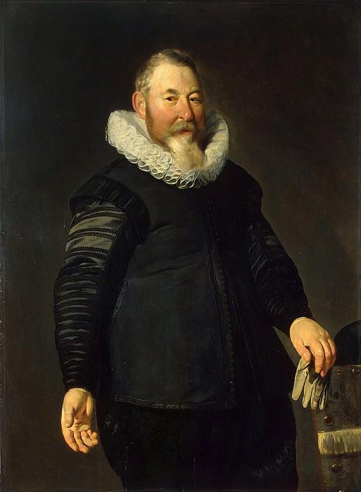 Кейзер, Томас де - Мужской портрет. Эрмитаж ~ часть 6