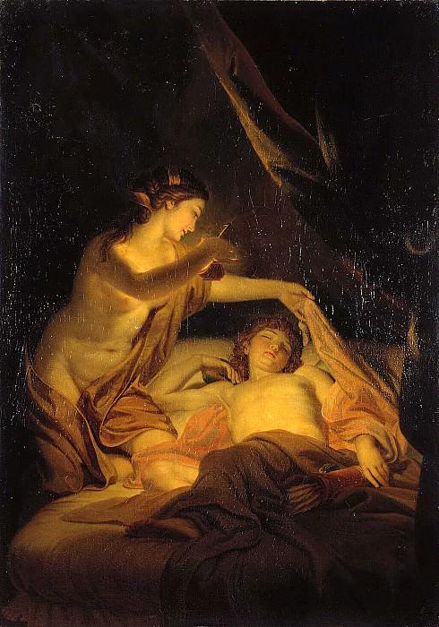 Corvi Domenico - Cupid and Psyche. Hermitage ~ part 06