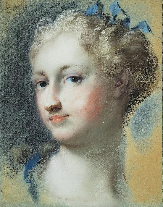 Carriera, Rosalba - Head blonde. Hermitage ~ part 06