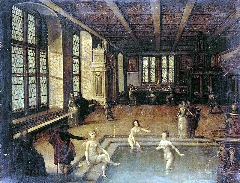 Collery, Luis de - Baths. Hermitage ~ part 06