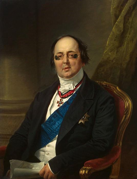 Kruger Franz - Portrait of Alexander G. Kusheleva-Bezborodko. Hermitage ~ part 06