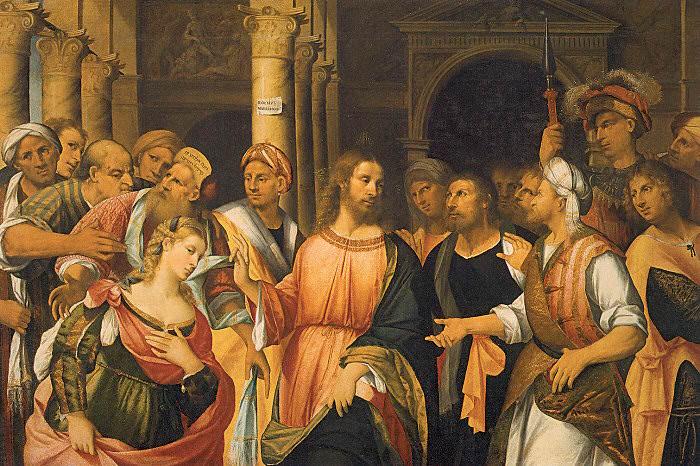 Маркони, Рокко (работал в 1504-26). Итальянские художники