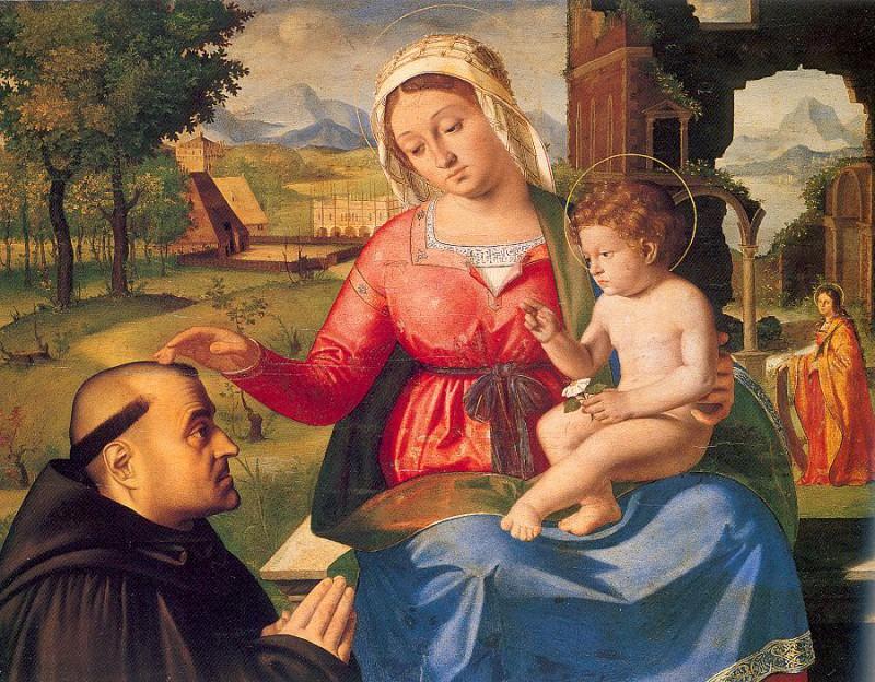 Превитали, Андреа (Italian, 1470-1528) 2. Итальянские художники