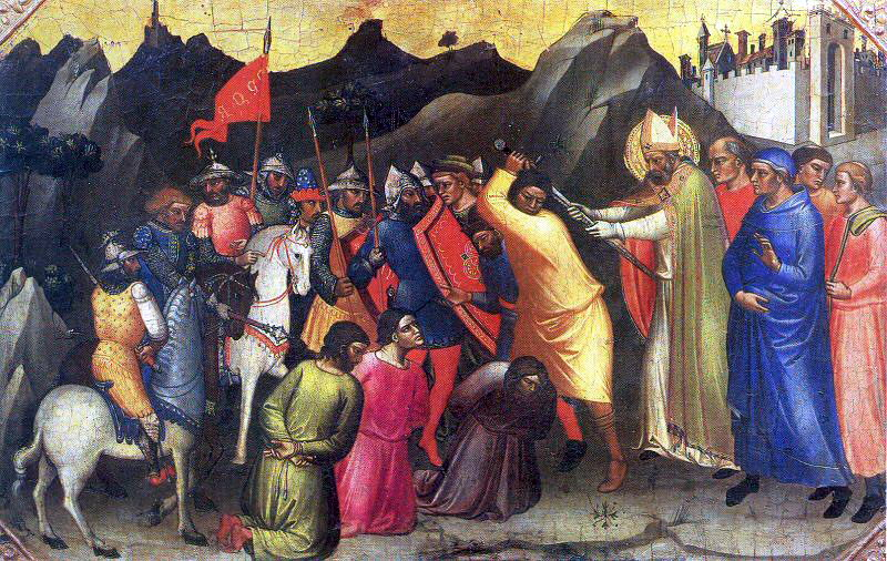 Nardo, Mariotto di (Italian, Active 1380-1424). The Italian artists