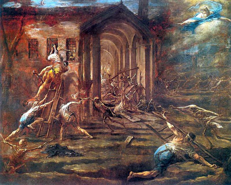 Magnasco, Alessandro (Italian, 1667-1749) magnasco1. The Italian artists