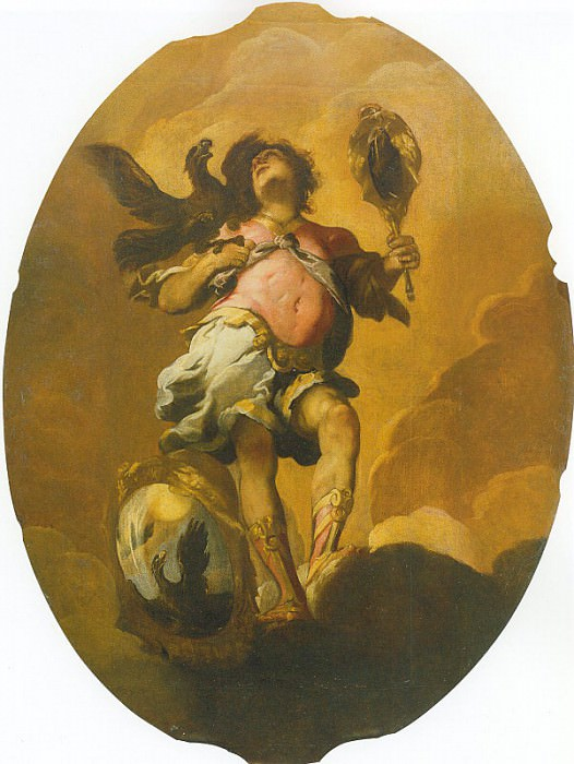 Maffei, Francesco (Italian, 1605-60) 1. The Italian artists