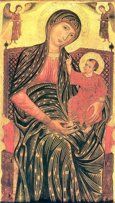 Magdalen Master, The (Italian, 1200s). Итальянские художники