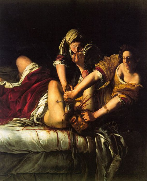Gentileschi, Artemisia (Italian, approx. 1593-1653). The Italian artists