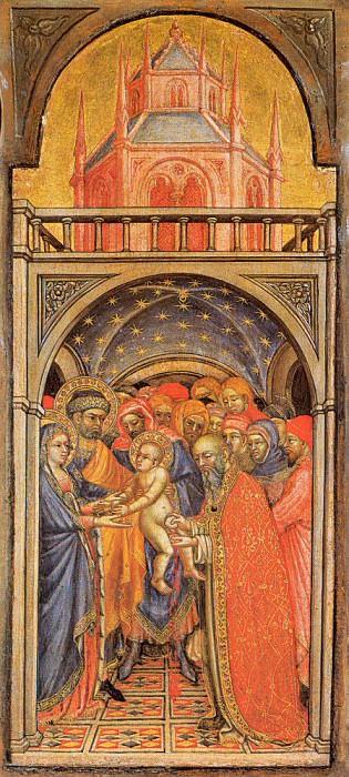 Nelli, Ottaviano (Italian, 1380-1448). The Italian artists