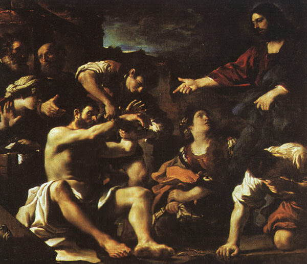 Guercino (Giovanni Francesco Barbieri, Italian, approx. 1591-1666) guercin4. Итальянские художники