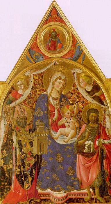 Fiorentino, Antonio (Italian, 1300s) afiorentino1. The Italian artists