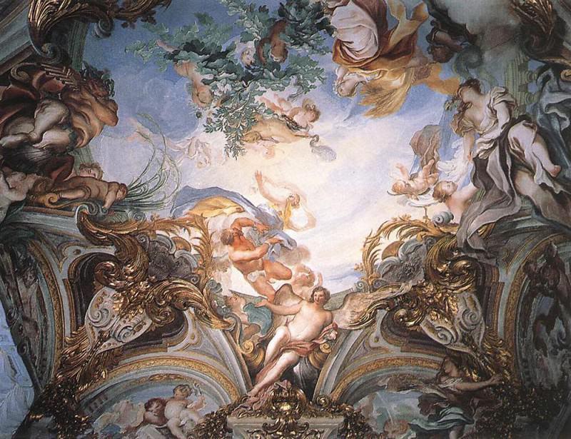 FERRARI Gregorio de Summer. The Italian artists