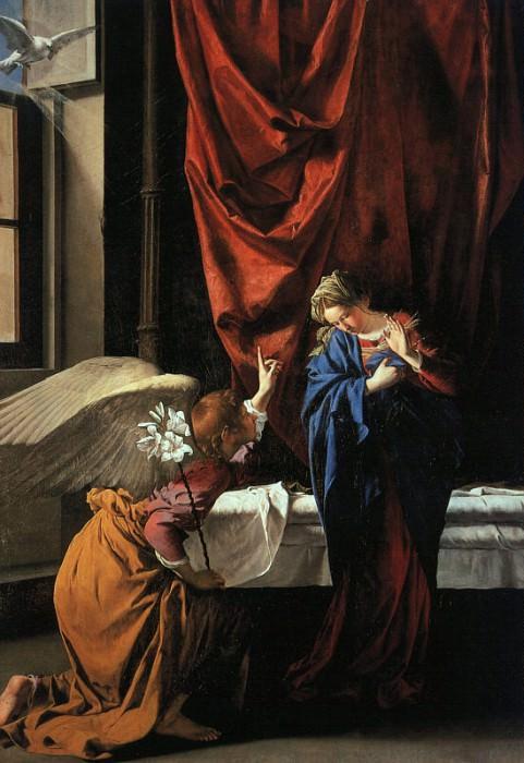 Gentileschi, Orazio (Orazio Lomi, Italian, approx. 1563-1639) ogentil2. The Italian artists