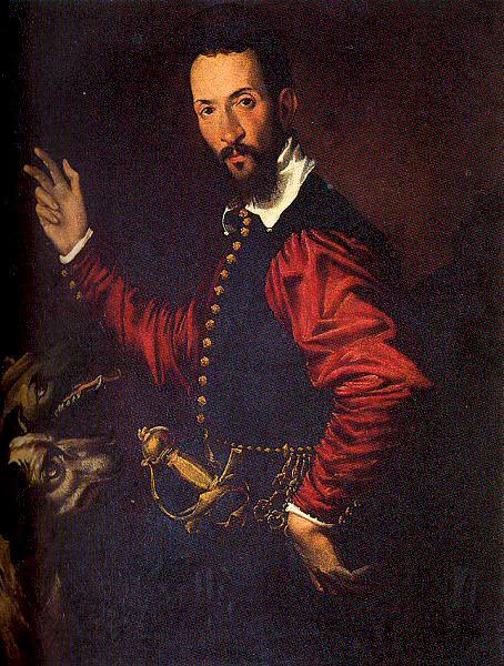 Passarotti, Bartolomeo (Italian, 1529-1592). Итальянские художники