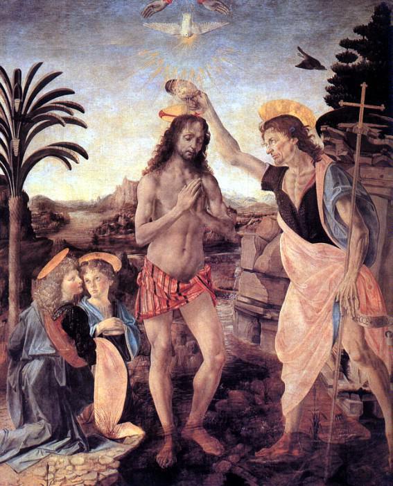 Verrocchio, Andrea della (Andrea di Cioni, Italian, 1435-1488). The Italian artists